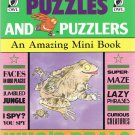 Puzzles And Puzzlers An Amazing Mini Book