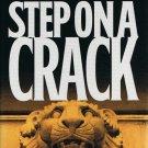Step On A Crack James Patterson Michael Ledwidge Hardcover Book Large Print Edition