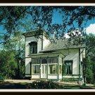 Vintage Postcard Edvard Grieg's Home Norway Troldhaugen 1950s