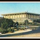 Vintage Postcard Jerusalem Israel The Knesset