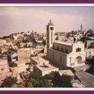 Vintage Postcard Bethlehem Bartil View 1950s