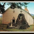 Vintage Postcard St. Michael's Church Kailua Kona Hawaii