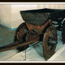 Vintage Postcard Norway The Cart From Oseberg 1950s