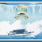 Vintage Postcard Niagara Falls Maid Of The Mist Boat