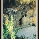 Vintage Postcard Jerusalem Garden Tomb Israel 1950s