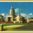 Vintage Postcard Soto Zen Temple Honolulu Hawaii 1950's Buddhist