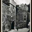 Vintage Postcard Tower Of London Wakefield Tower Bloody Tower 1950s