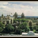 Vintage Postcard Tower Of London England Tower Bridge Authority Building 1950s
