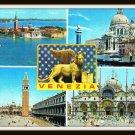 Vintage Postcard Venezia Italy Venice