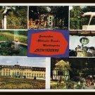 Ludwigsburg Germany Vintage Postcard 1970s