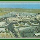 Vintage Postcard Tokyo International Airport Haneda 1960s