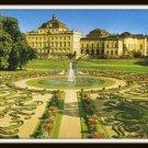 Ludwigsburg Palace Germany Vintage Postcard 1970s
