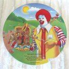 Ronald McDonalds Collectible Melmac Melamine Plate The McNugget Band 1989
