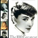 The 100 Greatest Stars of All Time Book Audrey Hepburn Humphrey Bogart Marilyn Monroe