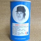 Vintage RC Royal Crown Cola Can Baseball MLB Player Greg Luzinski Phillies 1970s