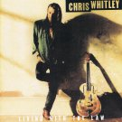 Chris Whitley Living With The Law Music CD Blues Rock 12 Tracks