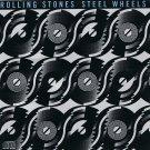 Rolling Stones Steel Wheels Music CD 12 Songs Tracks