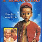 The Adventures of Pinocchio Movie Video Martin Landau & Jonathan Taylor Thomas