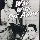 At War With The Army Jerry Lewis Dean Martin VHS Video First Starring Feature Comedy
