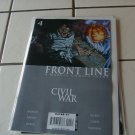 Civil War Front Line #4 NM