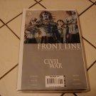 Civil War Front Line #8 NM