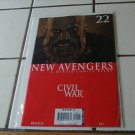 New Avengers #22  Civil War