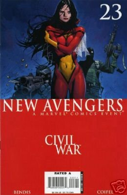 New Avengers #23  Civil War