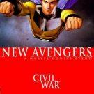 New Avengers #24  Civil War