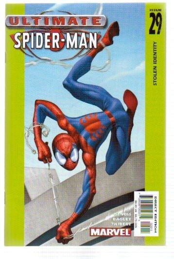 Ultimate Spider-man #29