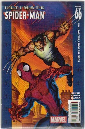 Ultimate Spider-man #66