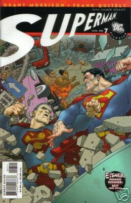 All Star Superman #7 [2006] VF/NM DC Comics