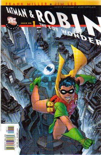 All Star Batman and Robin #1B