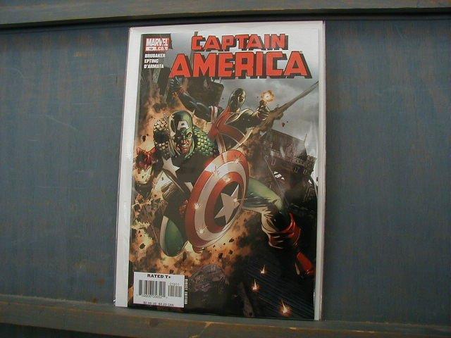 CAPTAIN AMERICA #19 (2006)