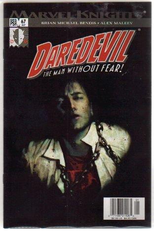 DAREDEVIL #67 VF/NM