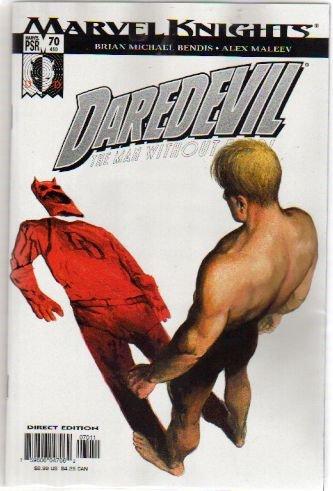 DAREDEVIL #70 VF/NM