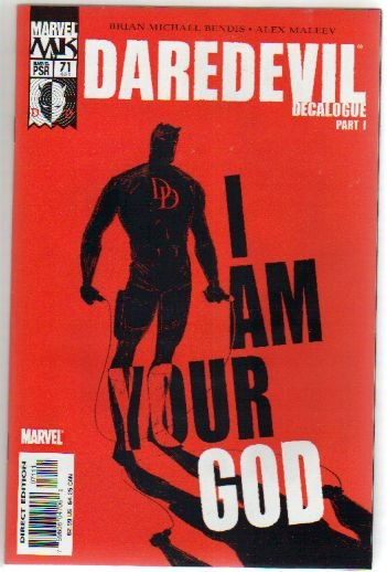 DAREDEVIL #71  VF/NM
