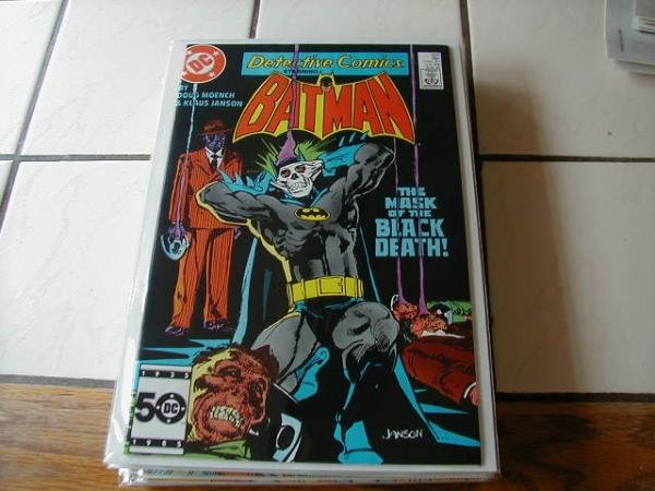 DETECTIVE COMICS #553 VF/NM