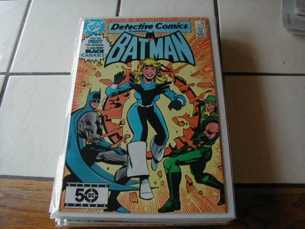 DETECTIVE COMICS #554 VF/NM