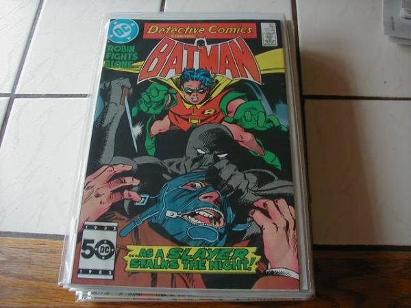 DETECTIVE COMICS #557 VF/NM