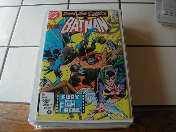 DETECTIVE COMICS #562 VF/NM Catwoman