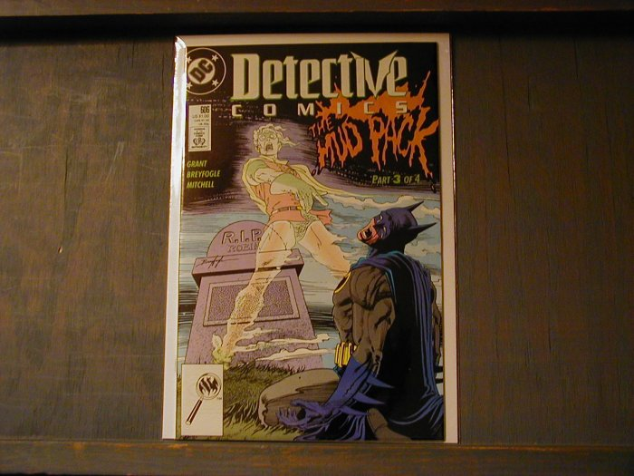 DETECTIVE COMICS #606 VF/NM