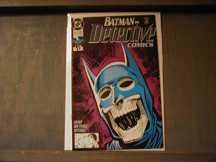 DETECTIVE COMICS #620 VF/NM