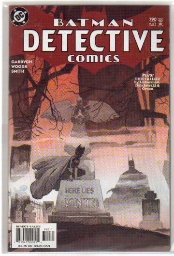 DETECTIVE COMICS #790 NM