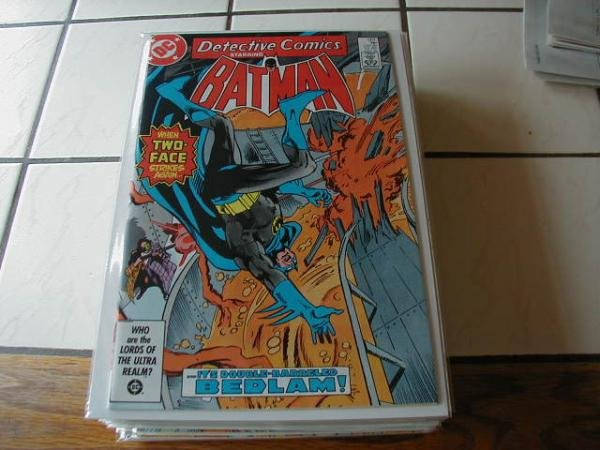 DETECTIVE COMICS #564 VF/NM