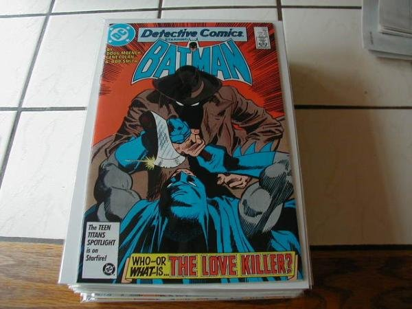 DETECTIVE COMICS #565 VF/NM