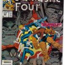FANTASTIC FOUR #347 NEW TEAM WOLVERINE