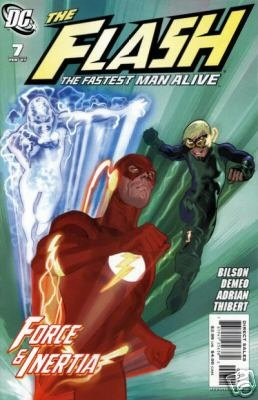 FLASH THE FASTEST MAN ALIVE #7 (2006)NM