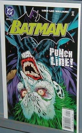 BATMAN #614 NM JOKER COVER