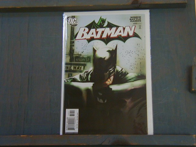 BATMAN #650 NM