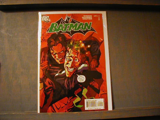 BATMAN #649 NM